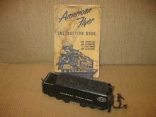 1950 s s scale coal tender and