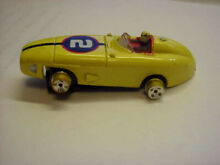 Slot car indy type race car w