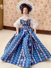 Dolls house victorian inspired doll