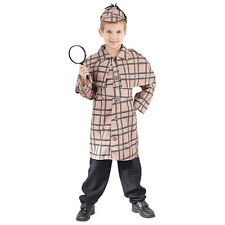 SHERLOCK HOLMES DETECTIVE CHILD COSTUME ALL AGES