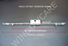 MACO OFFSET ESPAG UPVC WINDOW LOCK MECHANISM VARIOUS SIZES AVAILABLE