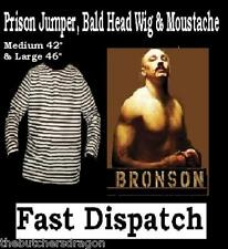 Bronson Hard Man Convict Knuckle Fighter Fancy Dress UK