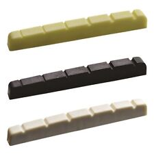 Stratocaster Telecaster Graphite Compound Nut Pre-cut & Slotted 43mm