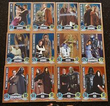 Star Wars Force Attax Movie Card Zusatz-power aussuchen aus allen Karten Serie 3