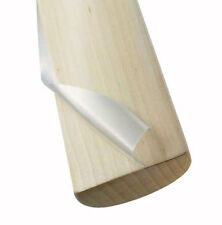 TOP QUALITY CRICKET BAT ANTI SCUFF PROTECTION SHEET CLEAR PLAIN / FIBRE GLASS