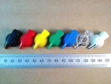 "Chicken Head Pointer Volume Control Knob for 6.3mm 0.25"" Shaft, Various Colours."