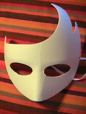 Blank Paper Mache Masks craft/schools 10s 20s and 50s- hot price - Papier masque