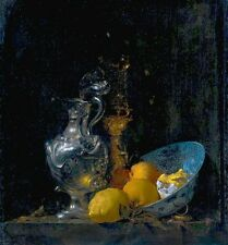 Photo/Poster - Silver - Willem Kalf 1619 1693