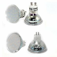 LED SPOT GU10 o. MR16 HI-POWER SMD 12V o. 230V LEUCHTMITTEL LAMPE