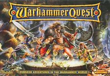 Warhammer Quest Books, Cards, Tiles,  Rooms, Doors