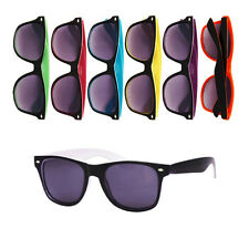 "SUNGLASSES AVIATOR WAYFARER BRAND NEW STYLISH 80""s RETRO GEEK MENS LADIES"