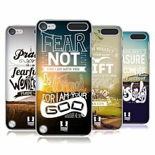HEAD CASE DESIGNS CHRISTIAN SNAPSHOT CASE COVER FOR APPLE iPOD TOUCH 5G 5TH GEN