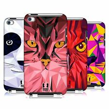 HEAD CASE GEOMETRIC ANIMAL HARD BACK CASE COVER FOR APPLE iPOD TOUCH 4G 4TH GEN