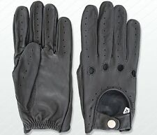 MENS DRIVING GLOVES CLASSIC SLIM FIT GENUINE LEATHER CHAUFFEUR FASHION MOTORBIKE