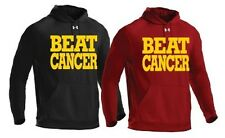 BEAT CANCER Under Armour Hoodies