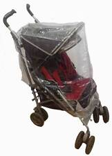 Maclaren Universal Raincover Rain Cover 4 Buggy Pram Stroller Pushchair 142RE
