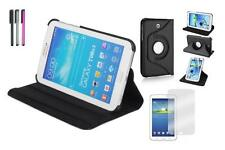 New Leather Smart Case Cover for Samsung Galaxy Tab 3 P3200 P3210 7 Inch Tablet