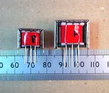 Audio Matching Transformer, Centre Tapped on Both Sides, Various Types