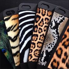 iPhone 5 5s 6 6s iPhone SE Wild Animal Skin Case