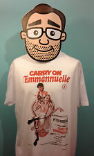 Carry On Emmannuelle - Kenneth Williams / Suzanne Danielle Male T Shirt