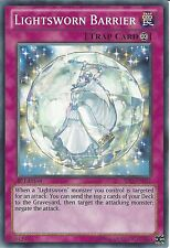 YU-GI-OH: LIGHTSWORN BARRIER - SDLI-EN031 - 1st EDITION