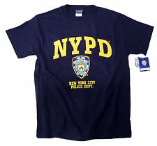 NYPD T-Shirt Officially Licensed by The New York City Police Department