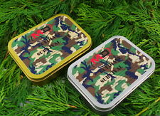 MD ULTIMATE CAMO SURVIVAL KIT EMERGENCY KIT BUSHCRAFT SURVIVAL SCOUTS CAMPING