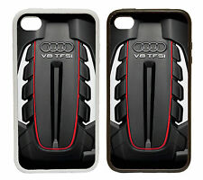 Automotive Car Engines Printed Rubber and Plastic Phone Cover Case