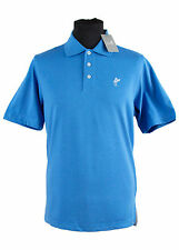NEW GENTS ASHWORTH GOLF POLO SHIRTS 5 COLOURS S-XXL 4570