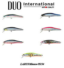 DUO Larus Minnow 95/34 Saltwater Sinking Lure - Select Color(s)