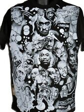 TIME IS MONEY 2PAC MENS T SHIRTS, HIP HOP DESIGNER, RETRO, TEES, RAP, URBAN