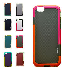 iPhone 6 COVER CASE NEW WALL-NUT BRAND VARIOUS COLOURS APPLE MOBILE CELL PHONE