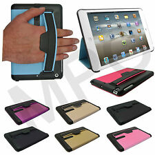 SMART STAND CASE COVER WITH HAND STRAP FOR APPLE IPAD AIR 5 IPAD MINI 1 2 3