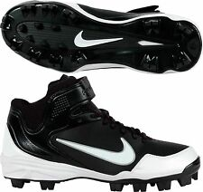 Nike Air Huarache 2KFresh MCS Baseball Cleats style 472289-011 MSRP $90