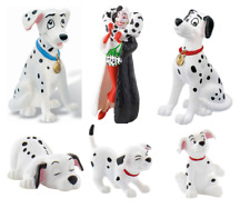 Bullyland Disney 101 Dalmatians Figures Figurines Toys Cake Topper Toppers