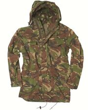 Genuine British Army Issue SAS Surplus Windproof SMOCK Jacket DPM Camo USED