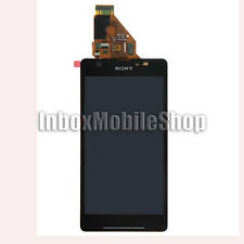 Black New LCD Display Touch Screen Digitizer Assembly for Sony Xperia ZR