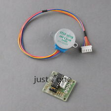 1/2/5x DC 5V Stepper Step Motor ULN2003 Schrittmotor Module Board 5 Line 4 Phase