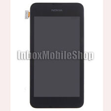Black New LCD Display Touch Screen Digitizer Assembly with Frame Nokia Lumia 530