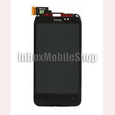 Black New LCD Display Touch Screen Digitizer Assembly with Frame HTC Desire VC
