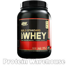 Optimum Nutrition Whey 2lb 908g Gold Standard Whey Protein 100% Sale Now On