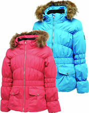 Dare2b Enchanting Girls Ski Jacket Waterproof Padded Coat DGP017 Kids
