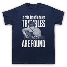 TROUBLE TOWN JAKE BUGG UNOFFICIAL T-SHIRT TOP MENS LADIES KIDS SIZES AND COLOURS