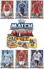 Match Attax Extra 2015 Trading Cards (Captain Cards) C1-C20