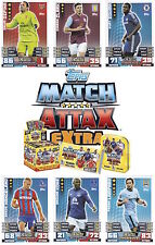 Match Attax Extra 2015 Trading Cards (Squad Updates) 1-36