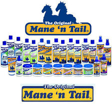MANE 'N TAIL ORIGINAL, DEEP, HERBAL SHAMPOO & CONDITIONER /HAIR STRENGTHENER