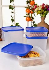 Tupperware MM Square Modular Mate Containers - Square shaped