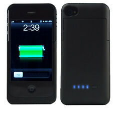 Portable Backup External Battery Power Bank Charger Case Cover For iphone 4/5/6