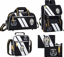 Juventus FC Juve Official Club Backpack Rucksack Wallet Travel School Bag