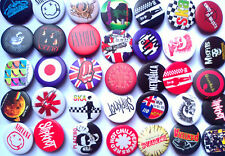 badges music badges patches pin badges rochnroll punk wave indie badges 3,4 cm
